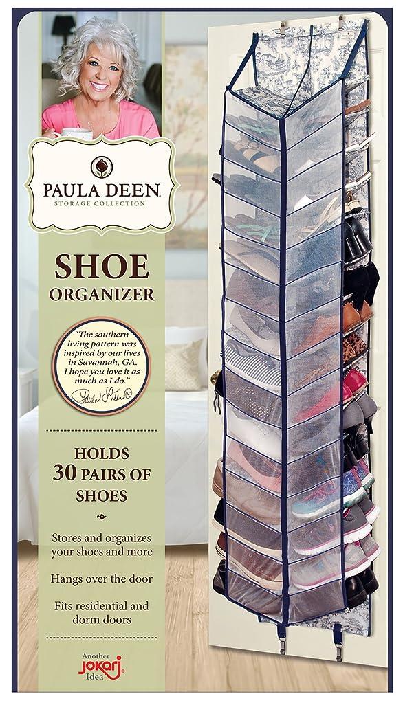効果的発明させるPaula Deen Shoe Organizer