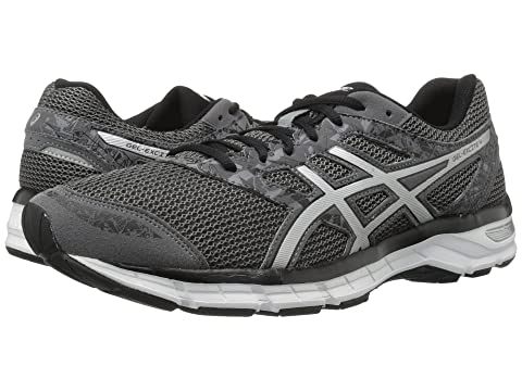 Imperial Carbon Black Excite Silver BlackIndigo BlackCarbon Black Blue 4 ASICS SilverSilver Black Gel FOCq77