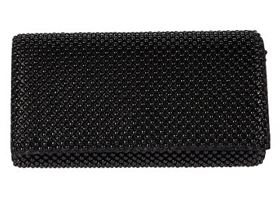 Jessica McClintock Cassie (Black) Clutch Handbags