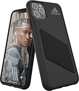 iPhone 11 Pro Max Case adidas Sports Protective Pocket Phone Cover - Black