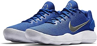 b089d4c78f3c Nike Men s 2017 Hyperdunk Low Basketball Shoe Royal Blue 897807 402 Size 13