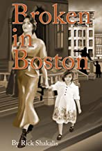 Broken In Boston (Thomas Plant Book 2)