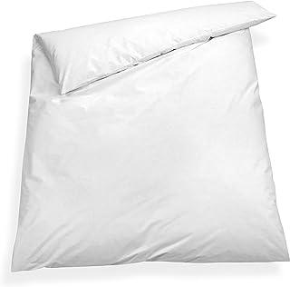 sleepling Komfort 100 Evolon Encasing Housse de couette pour personnes allergiques à la poussière et à la chaleur Lavable ...
