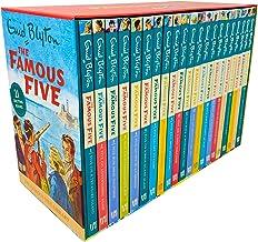Famous-Five Enid Blyton Complete Collection 21 Books Box Bundle Set