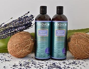 Aleavia Lavender Enzymatic Body Cleanse