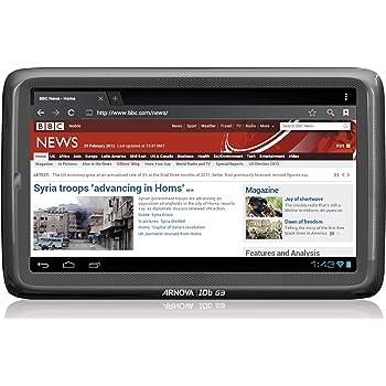 ARNOVA 10b G3 4GB 10-Inch ICS Tablet (Black)