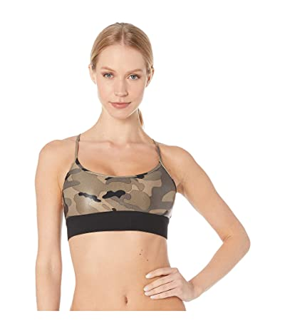 Koral Sweeper Camo Sports Bra (Camouflage) Women