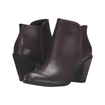SoftWalk Frontier (Dark Brown Smooth Leather) Women