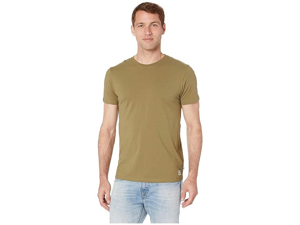 Fjallraven Greenland T-Shirt Short Sleeve (Green) Men