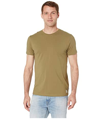 Fjallraven Greenland T-Shirt Short Sleeve (Green) Men
