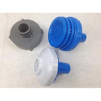 Adaptateur pour tuyau d'aspiration et aspirateur, compatible