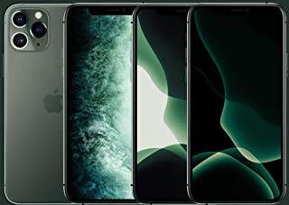 Apple 11 PRO MAX iPhone With Facetime Physical Dual SIM - 512GB, 4G, LTE - Midnight Green