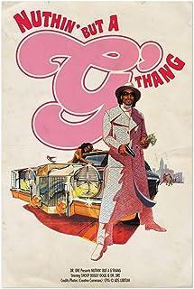 """Noir Gallery Dr. Dre Snoop Dogg Music Hip Hop 5"""" x 7"""" Unframed Art Print/Poster"""