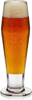 Libbey Craft Brews Pale Ale Beer Glasses, 15.25-ounce, Set of 6
