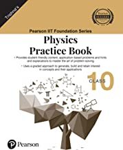 IIT Foundation Series(Physics) | Class Tenth | First Edition | By Pearson