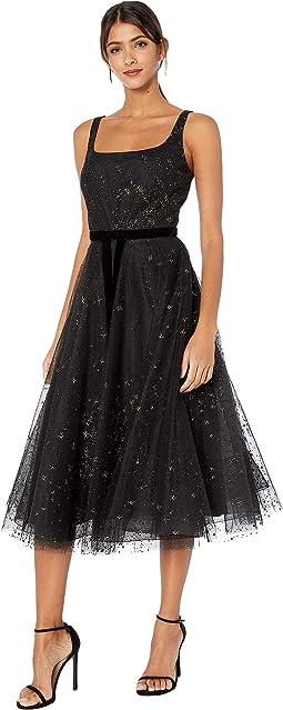 J O A Burnout Velvet Wrap Dress Free Shipping Zappos Com