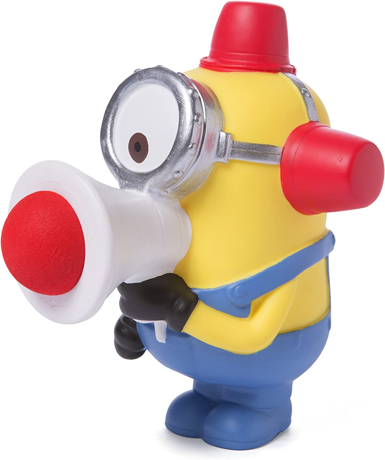Hog Wild Minions Squeeze Poppers  Carl Toy