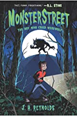Monsterstreet #1: The Boy Who Cried Werewolf Kindle Edition