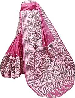 بلوزة ساري منسوجة يدويًا من حرير بانغالور الممزوج مع فستان ساري كامل الجسم مصنوع يدويًا من قماش الكانثا 910a