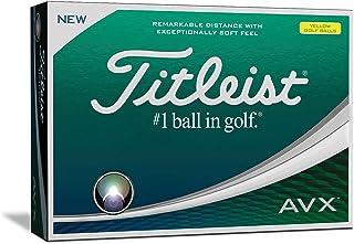 Titleist Avx Golf Ball, Men, Mens, T9011S