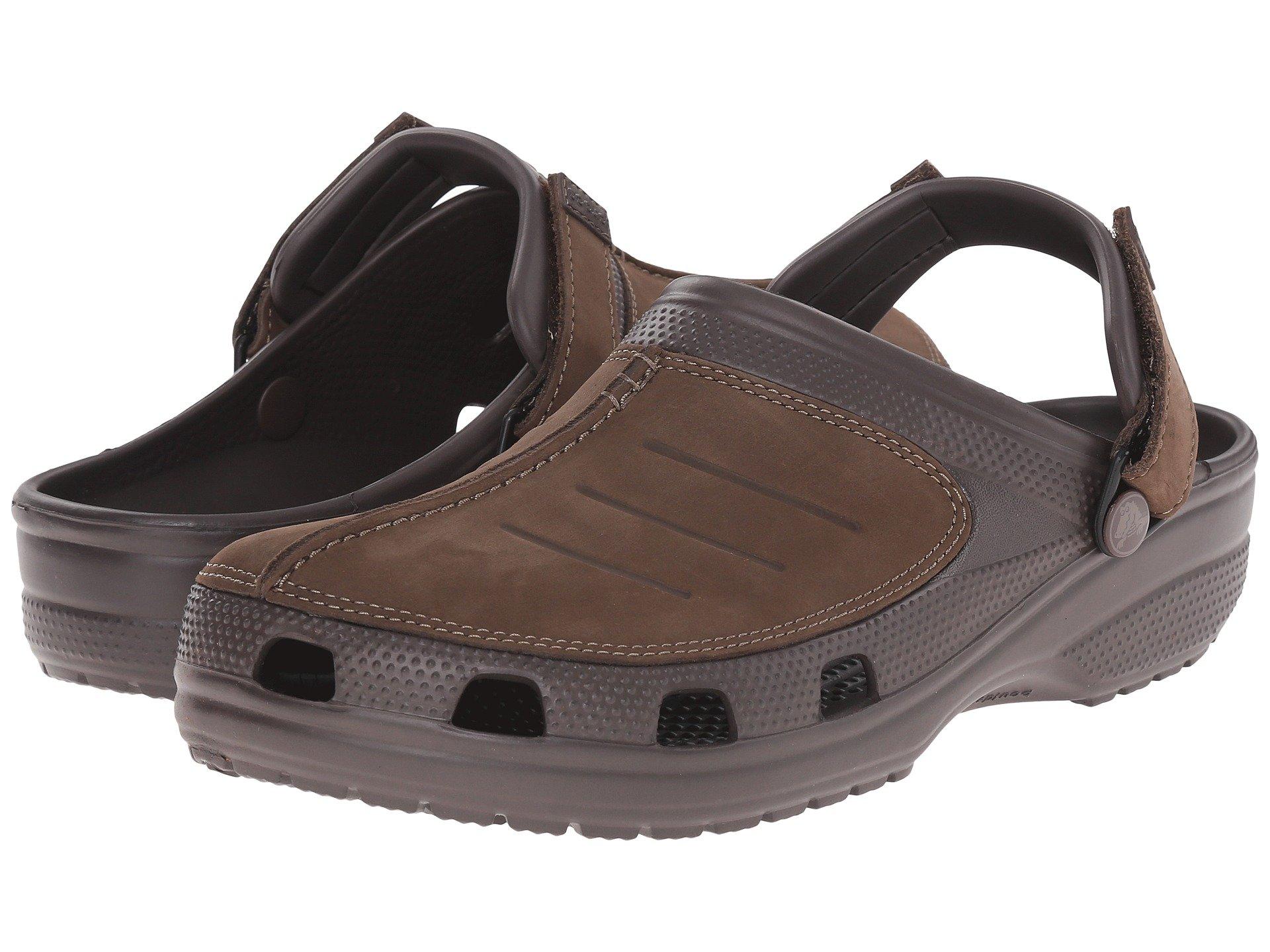 Calzado Sin Talon para Hombre Crocs Yukon Mesa Clog  + Crocs en VeoyCompro.net
