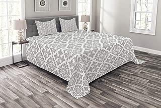 Best grey floral bedspread Reviews