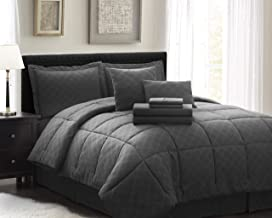SL Spirit Linen Home EST. 1988 Bed In a Bag Collection Bedding Set -Oversized, Wrinkle Resistant & Pre-Washed for Extra So...