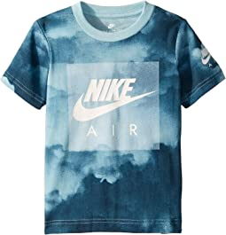 Air Cloud Short Sleeve Tee (Little Kids)