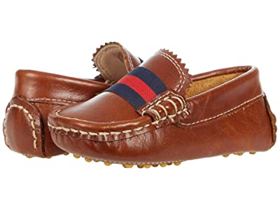 Elephantito Club Loafer (Toddler) (Natural 1) Boys Shoes
