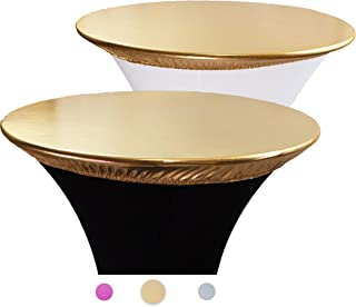 Best gold cocktail table Reviews