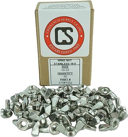 1000pcs Zinc Plated 5//16-18X3//4 Flush Head Self-Clinching Studs Steel