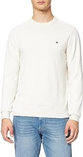 Tommy Hilfiger Heren Pima Cotton Cashmere Crew Neck Pullover