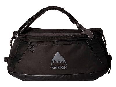 Burton Multipath Duffel 60L (True Black Ballistic) Duffel Bags