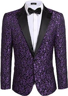 c6e7139c6 Amazon.com: Purples - Suit Jackets / Suit Separates: Clothing, Shoes ...