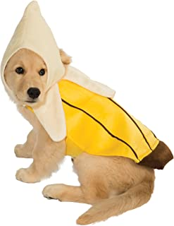 Rubies Costume Co Halloween Classics Collection Pet Costume, X-Large, Banana
