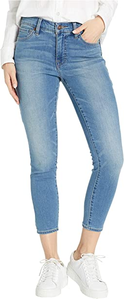 Ava Crop Jeans in Herman