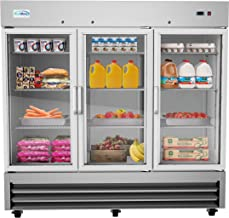 Best true three door refrigerator Reviews