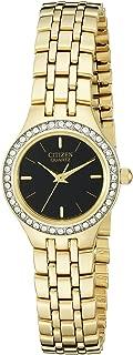 Citizen Women's Quartz Watch with Crystal Accents, EJ6042-56E