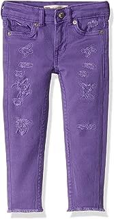 Levi's Girls' 710 Super Skinny Fit Color Jeans