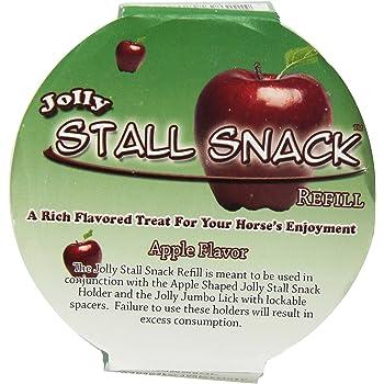 Horsemens Pride Treat Refill for Stall Snack Holder Apple