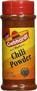 Gebhardt Chili Powder 3 Oz (3 Pack)