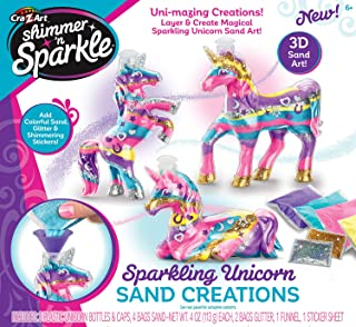 Shimmer & Sparkle Unicorn Sand Art
