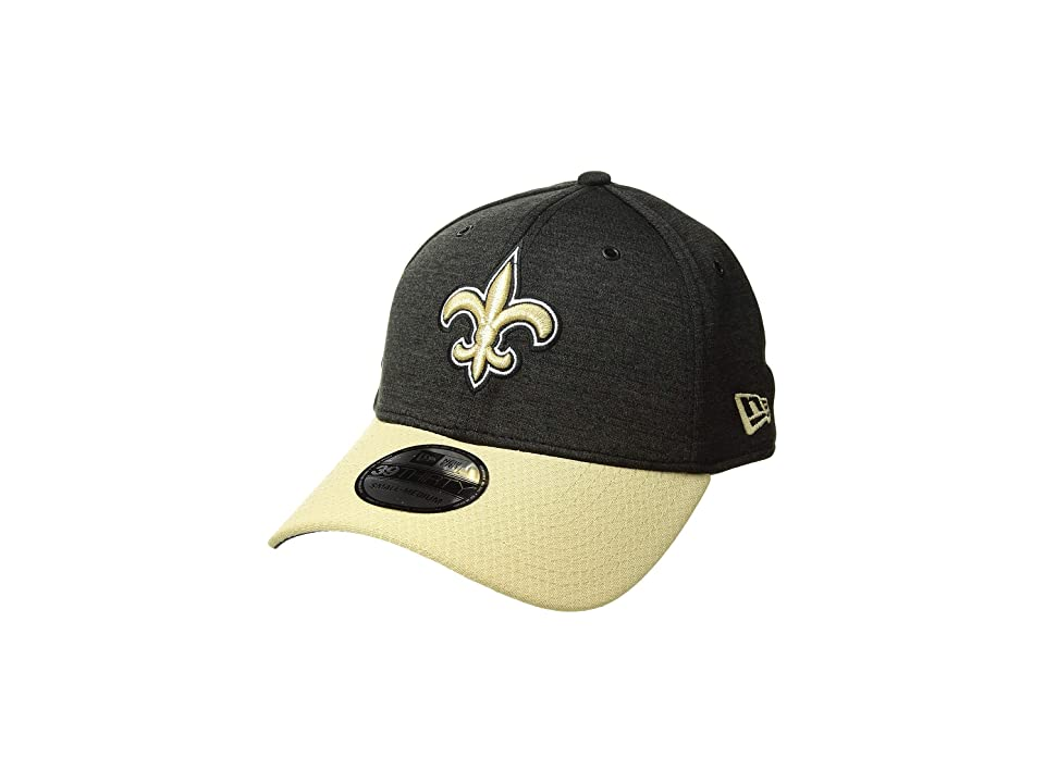 New Era - New Era 39Thirty Official Sideline Home Stretch Fit - New Orleans Saints