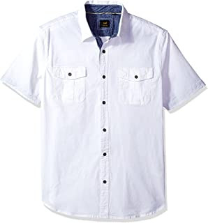 Best white cotton camp shirt Reviews