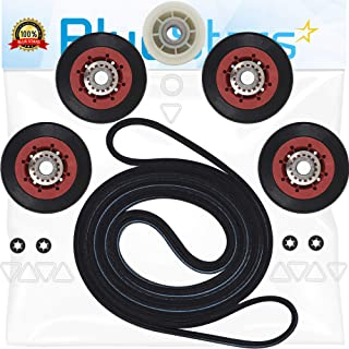 Ultra Durable 4392067RC 27-inch Dryer Repair Kit Replacement by Blue Stars - Exact Fit for Whirlpool & KitchenAid Dryers - Replaces 4392067RC 4392067VP 587637 80047 AP3109602