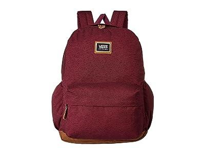 Vans Realm Plus Backpack (Prune) Backpack Bags