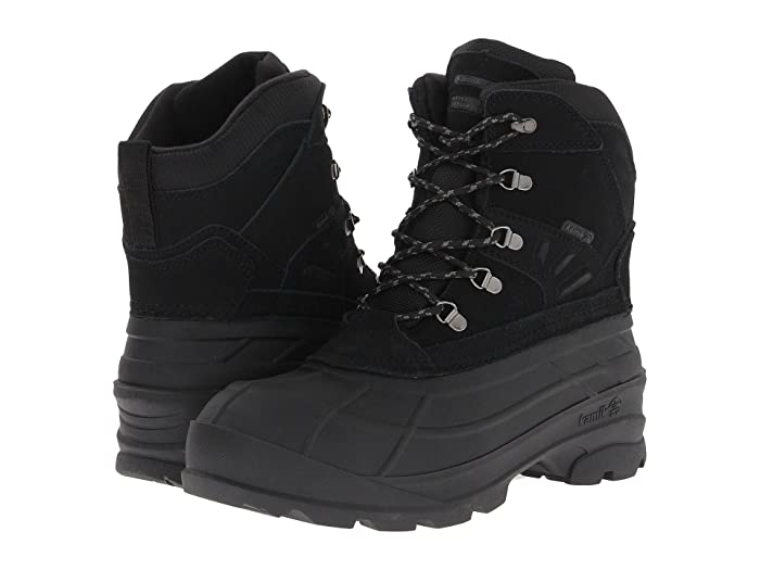 Kamik  Fargo (Black 2) Mens Cold Weather Boots