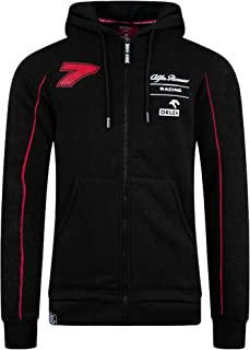 IVY OXFORD Alfa Romeo Racing ORLEN Zipped Hoodie Kimi Collection