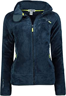 Geographical Norway Upaline - Chaqueta de Forro Polar, para Mujer