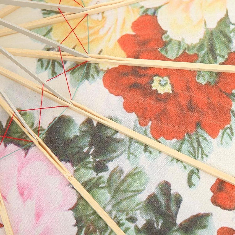 Pwshymi Oil Paper Umbrella Silk U Max 64% OFF supreme Creative Craft Ribbon